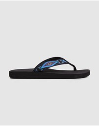 Billabong - All Day Woven Thongs