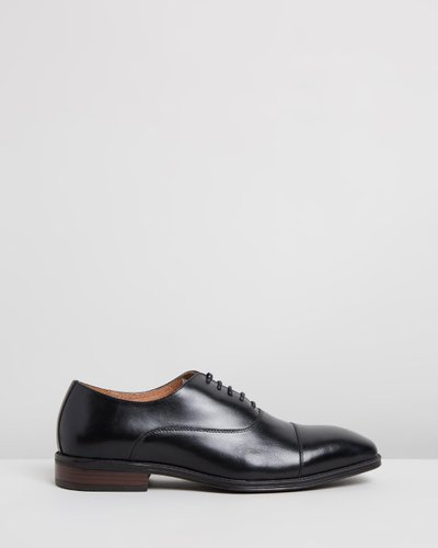Watson Leather Oxford