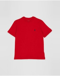 Polo Ralph Lauren - Knit Jersey Tee - Teens