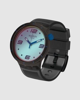 Swatch FUTURISTIC GREY - Watches (Grey)