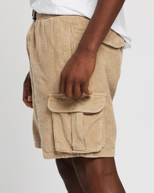 Locale Cord Utility Shorts - Shorts (Sand)