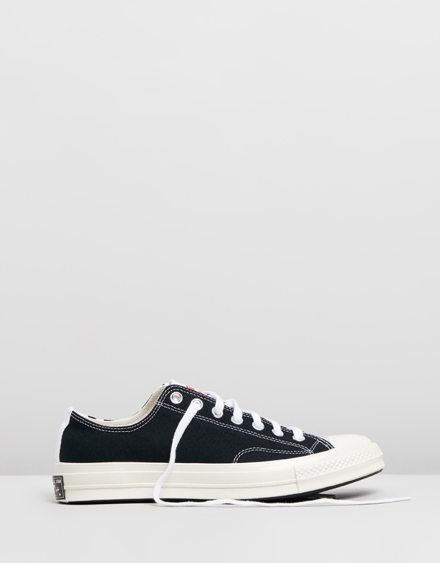 Converse - Chuck Taylor All Star 70 Logo Play Low-Top