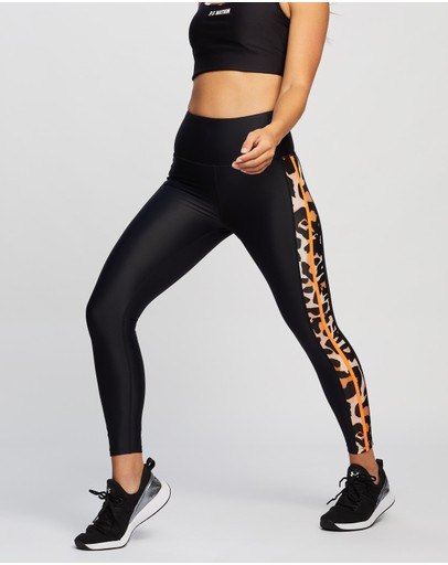 P.E Nation - Time Score Leggings - ICONIC EXCLUSIVE