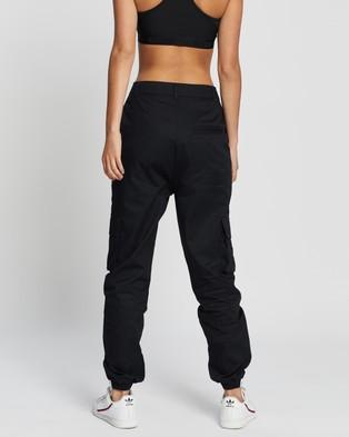 adidas Originals R.Y.V Cargo Pants   Women's - Cargo Pants (Black)