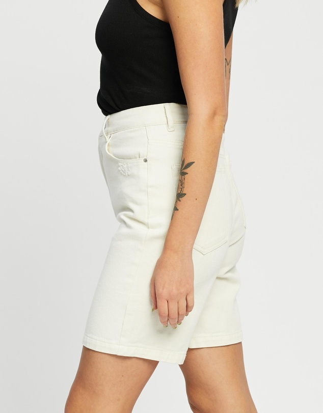 Women On The Straight And Narrow Shorts