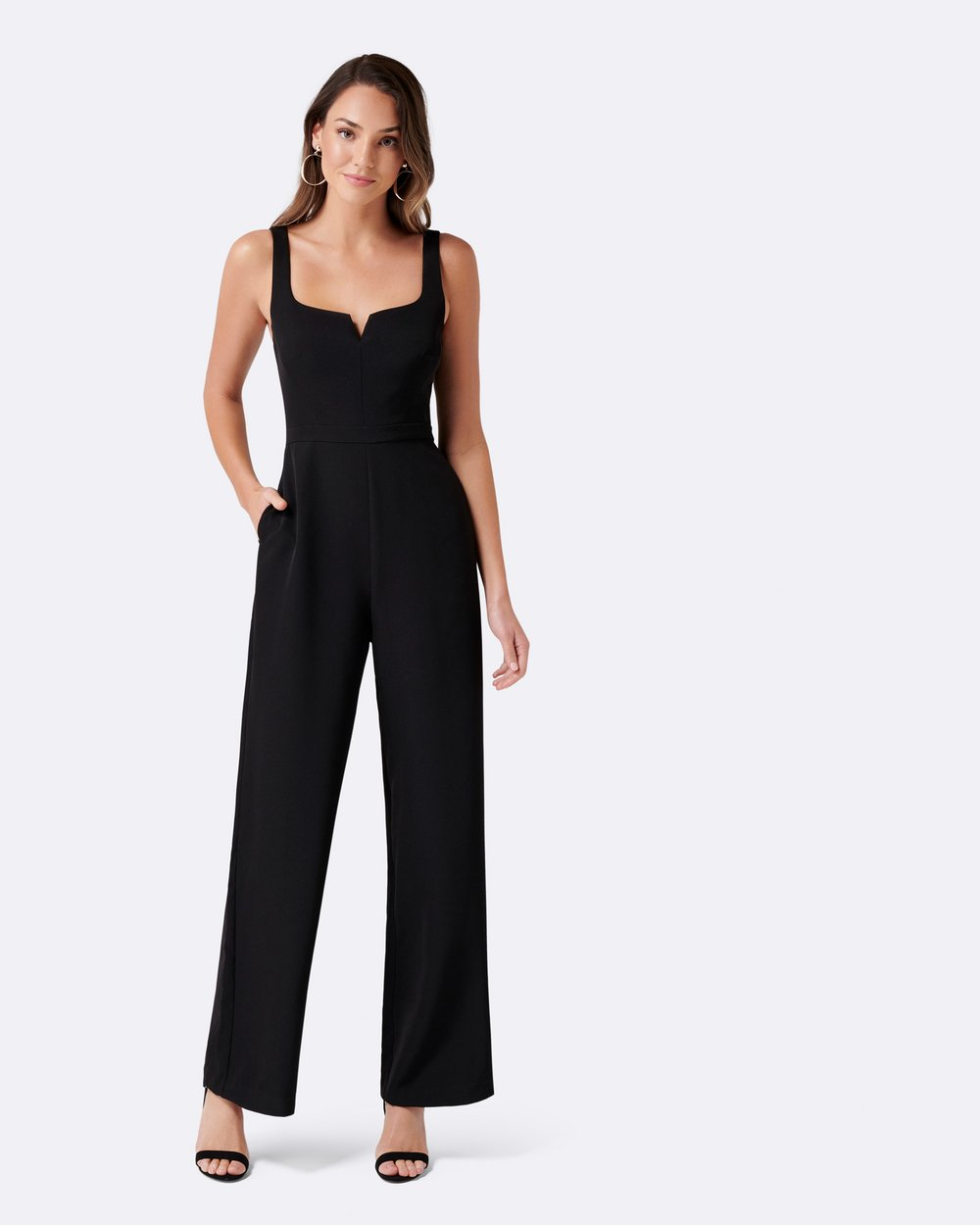 fa8f20cfe842 Cara Wide Leg Jumpsuit by Forever New Online
