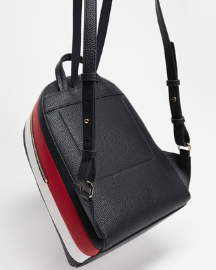 Tommy Hilfiger Corp Essence Backpack - Backpacks (Sky Captain)