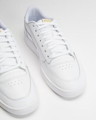 Puma Ralph Sampson MC Sneakers   Men's - Lifestyle Sneakers (Puma White)