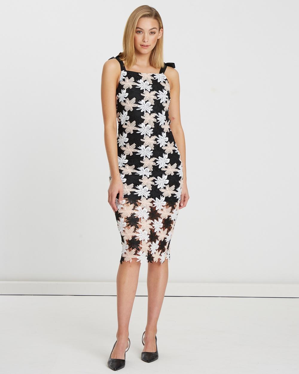 Calli Floral Lace Maddison Dress