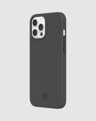 Incipio Organicore Case For iPhone 12 Pro Max - Tech Accessories (Black)