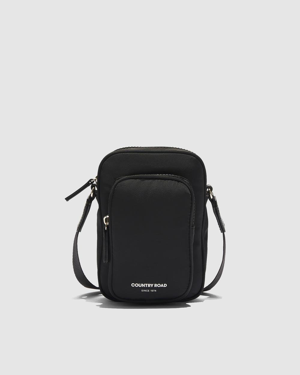 Country Road Soft Mini Bag Bags black