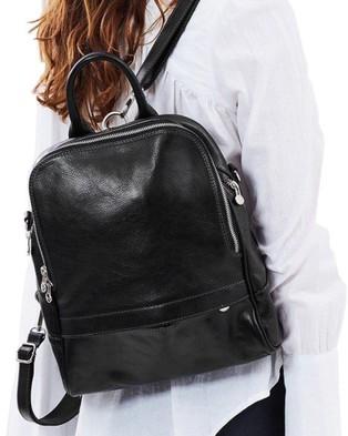 Florence Donna Backpack - Backpacks (Black)