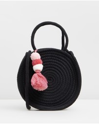 Bardot Junior - Round Tassel Bag - Kids