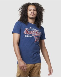 Superdry - Re-Worked Classic Applique Tee