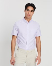 Burton Menswear - Oxford SS Shirt