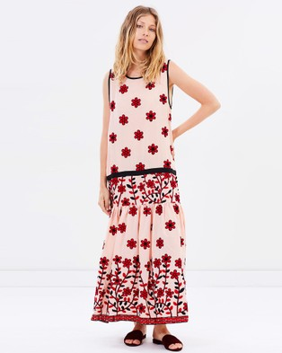 COOP by Trelise Cooper – In Bloom Dress – Dresses (Embroidery)