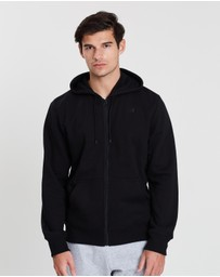 New Balance - Volume Fleece Full Zip Hoodie