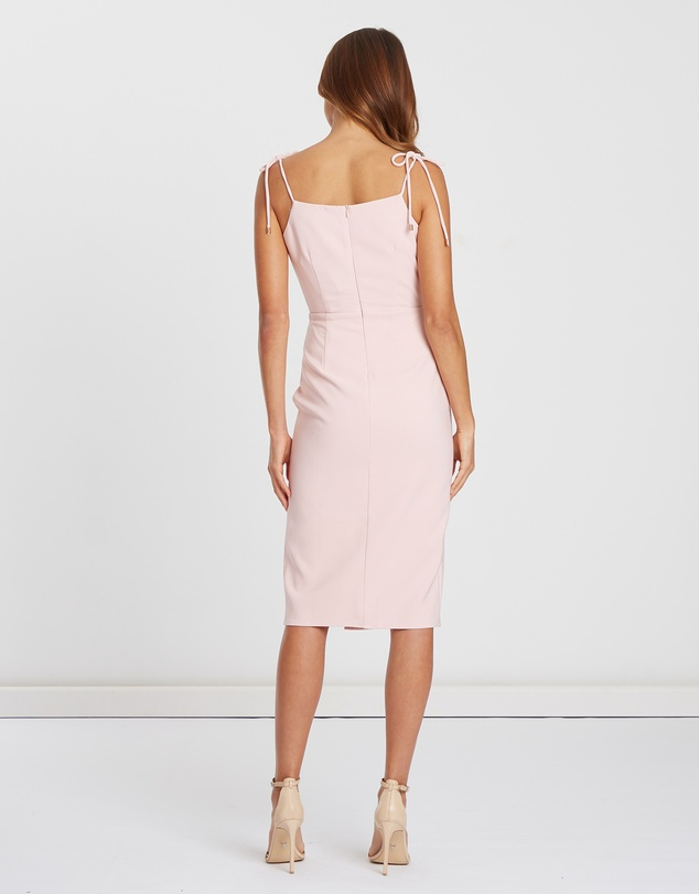 CHANCERY - Sallie Cowl Neck Dress