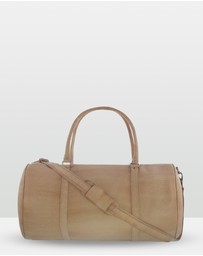 Cobb & Co - Cobram Soft Leather Duffle Bag