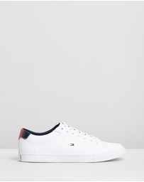 Tommy Hilfiger - Essential Leather Collar Sneakers