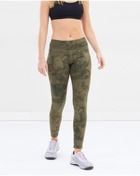 Reebok Performance - Cross-Fit Lux Tights