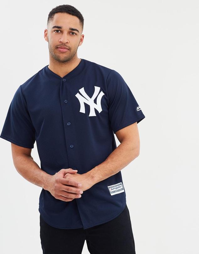 new concept da2a4 3dd90 New York Yankees Cool Base Alternate Jersey