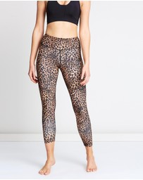 Dharma Bums - Nocturnal High Waist 7/8 Leggings
