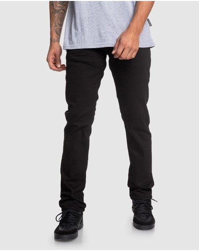 DC Shoes - Mens Worker Straight Fit Jeans