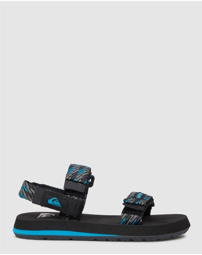 Quiksilver - Boys 2-7 Monkey Caged Sandals