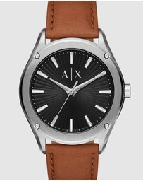 Armani Exchange - Brown Analogue Watch AX2808