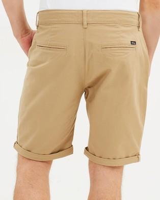 Riders by Lee Chino Shorts - Chino Shorts (Light Camel)