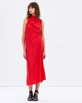 Joseph – Avery Dress – Dresses (Red)