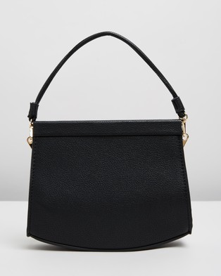 M.N.G - Preston Bag - Clutches (Black) Preston Bag