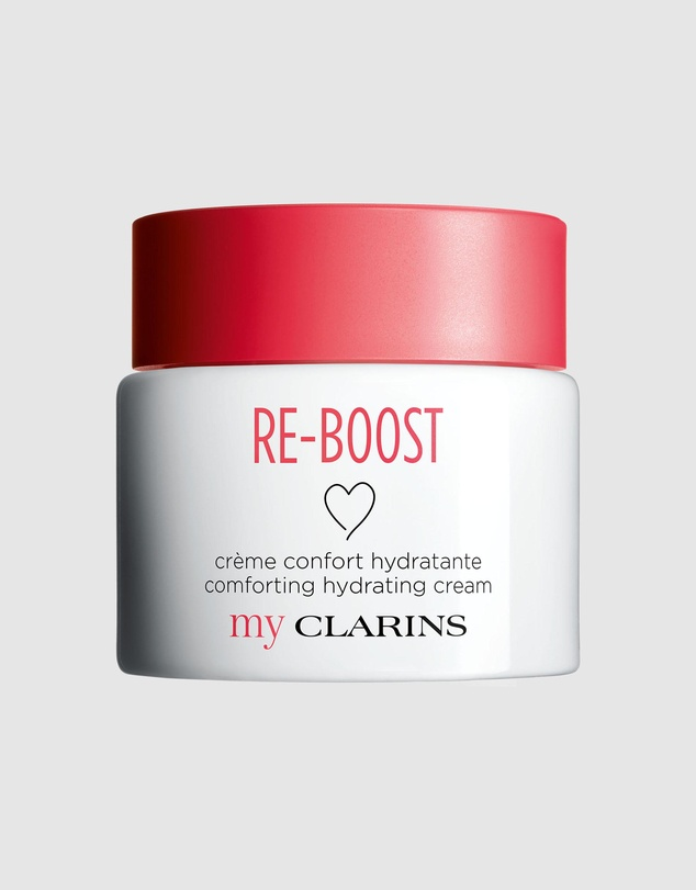 Life My Clarins RE-BOOST Comforting Hydrating Cream - Dry Skin 50mL