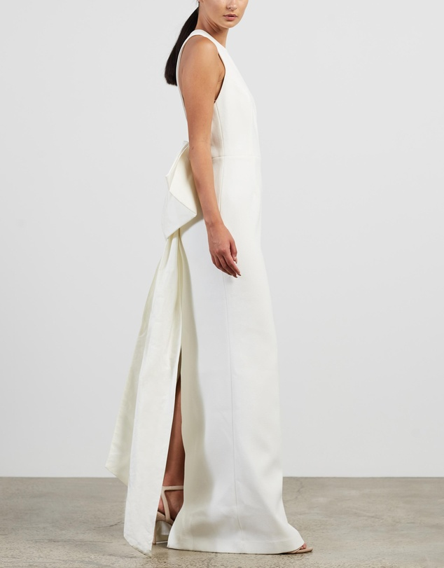 Women Amore Bow Gown