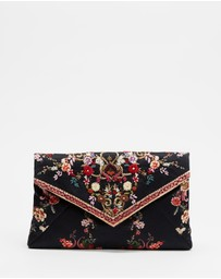 Camilla - Envelope Clutch