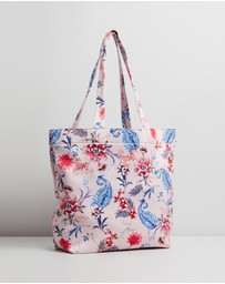 Seafolly - Water Garden Neoprene Tote