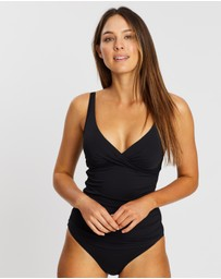 Sea Level Australia - Cross Front Multifit Singlet Top