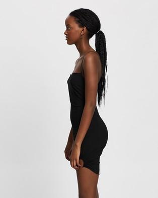Bec + Bridge Minx Mini Dress - Dresses (Black)