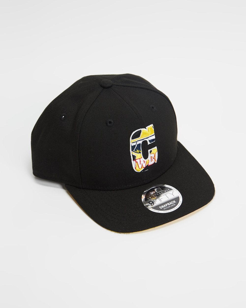 New Era North Queensland Cowboys Original Fit Headwear Black