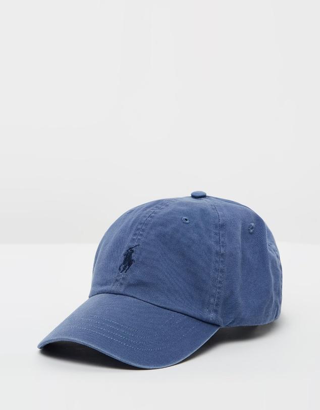 Men Cotton Chino Cap