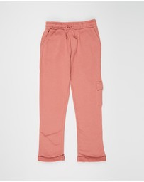 Cotton On Kids - Cargo Trackpants - Kids-Teens