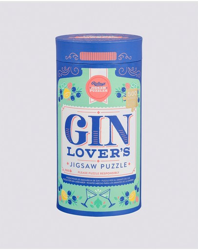 Ridleys - Jigsaw Puzzle 500 pcs Gin Lovers (50x35cm - 20