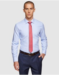 Oxford - Islington Dobby Checked Shirt