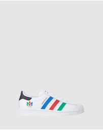 adidas Originals - Superstar Foundation II Grade School