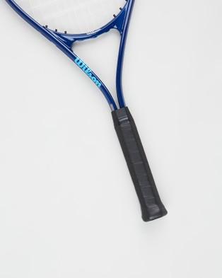 Wilson Ultra Power XL 112 Tennis Racket - Sports Equipment (Blue)