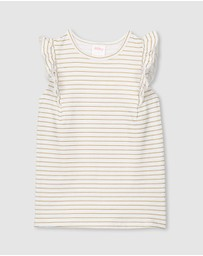 Milky - Stripe Tee - Kids