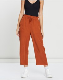 Miss Selfridge - Tie Rope Trousers