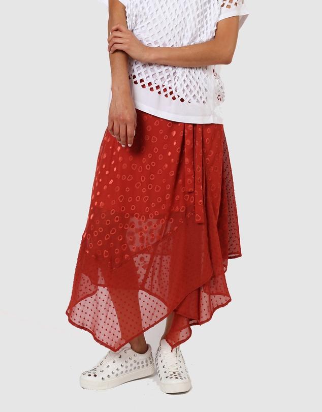 Trance Maxi Skirt
