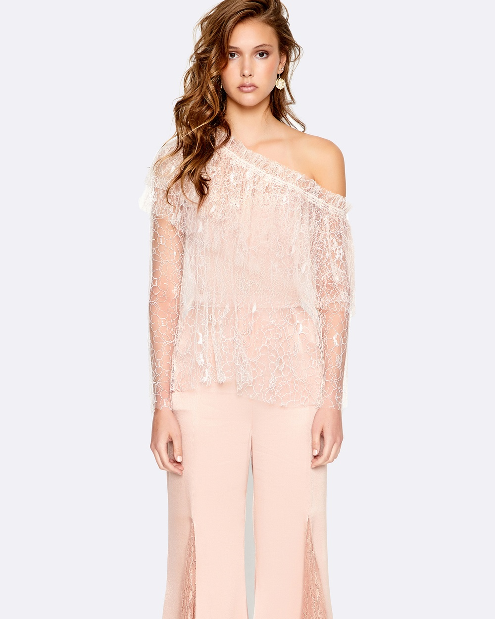 alice McCALL Day Dreamer Blouse Tops Nude Day Dreamer Blouse